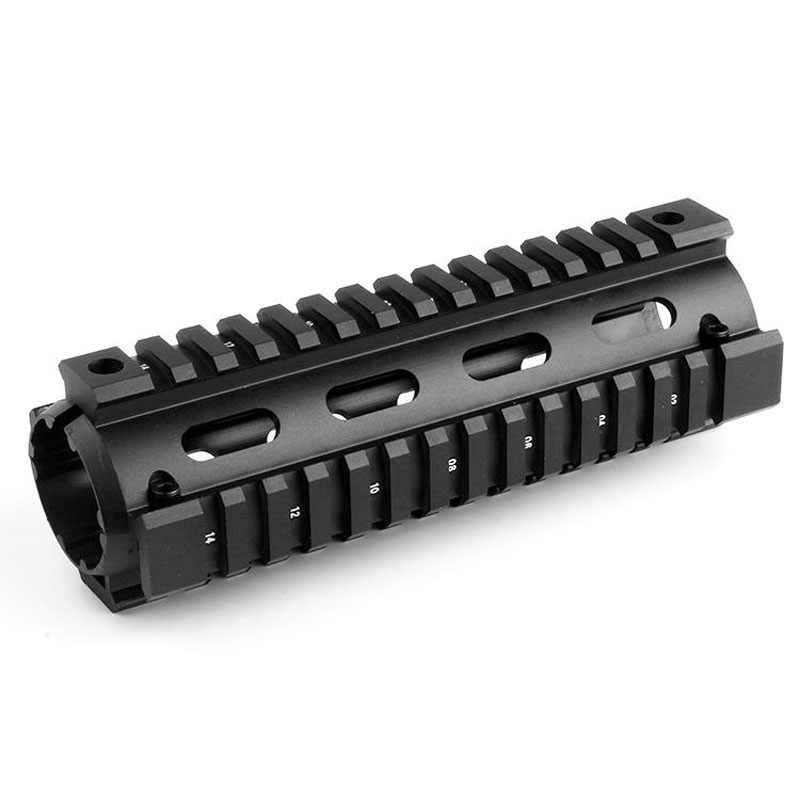 Kayheng 6-9 Pulgadas Airsoft b/ípode Giratorio Extensible para Rifle carabina bipod,con adaptadores