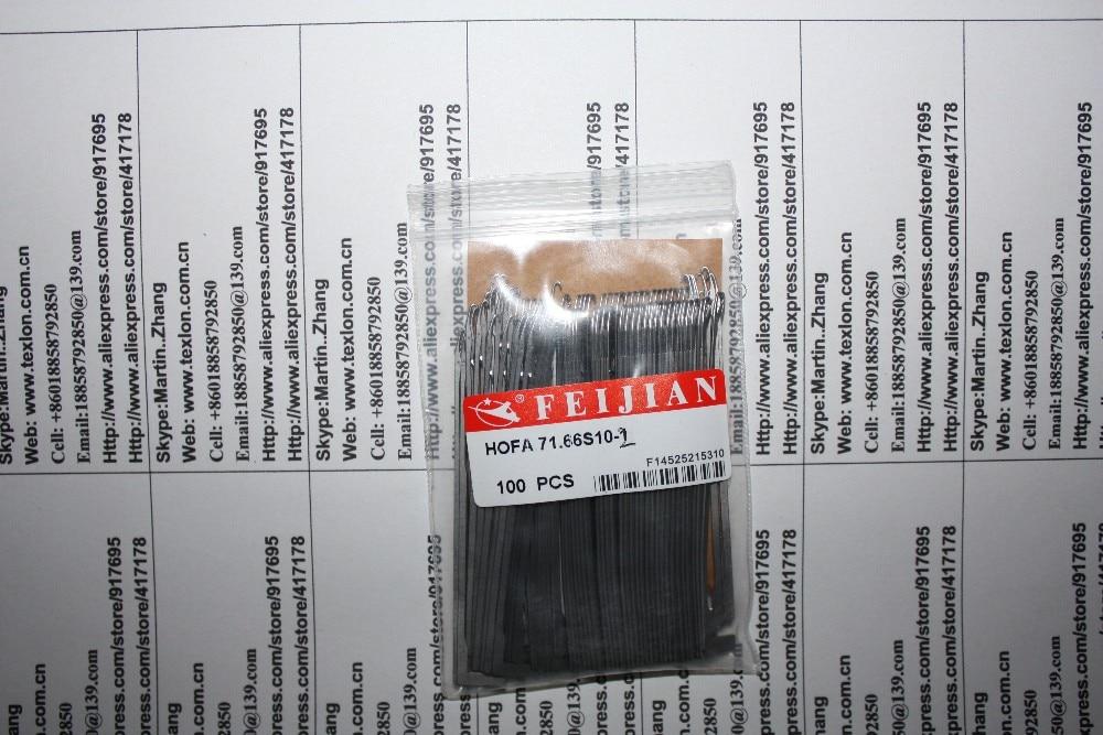Soosan SS 604U Scoks Machine FeiJian Needles HOFA 71 66 S10 1 HOFA 71 66 S10