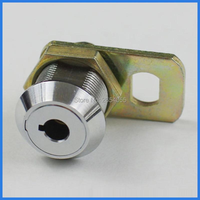 Us 230 5 Stks 17mm 5 Pins Tumbler Systeem Cam Lock Vitrine Kast Slot Met Dezelfde Toetsen In 5 Stks 17mm 5 Pins Tumbler Systeem Cam Lock Vitrine