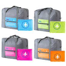 The New waterproof Travel Bag Unisex Folding Handbags  Luggage Fashion Large Capacity Bags Organizer