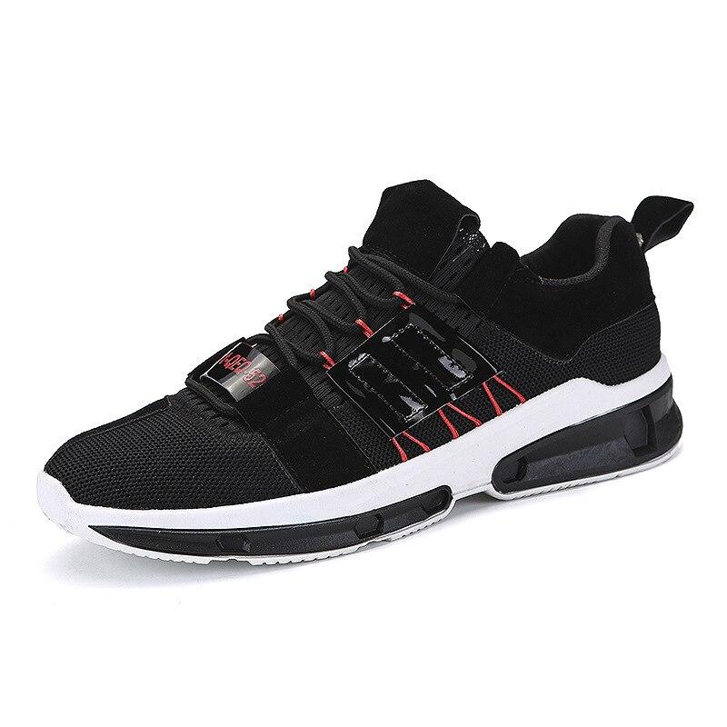 Leve branco Fitness De Em Preto Malha Calçados cinza Mola Homens Transporte 2019 Pé Masculino Bonito Sapatos Tenis Casuais Da Ventilação Dos Boa Ultra OxqXnB7