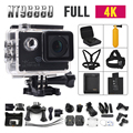 action camera court original  sport camera deportiva   remote ultra hd 4 wifi 1080 p 60fps 2.0 4K sport go pro camera waterproof