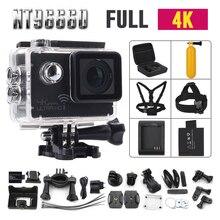 Câmera ação judicial original câmera esporte deportiva remoto ultra hd 4 wifi 1080 p 60fps 2.0 4 K esporte ir pro câmera à prova d' água