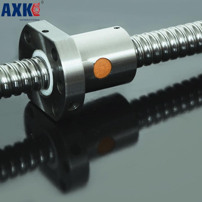 1pc SFU3205 800mm RM3205 Rolled Ball screw 1pcs ballnut 1pc sfu3205 1000mm rm3205 rolled ball screw 1pcs ballnut