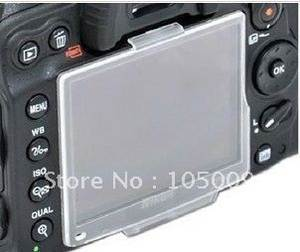LCD Monitor Cover Screen Protector for Nikon D300 D300S BM-8 camera