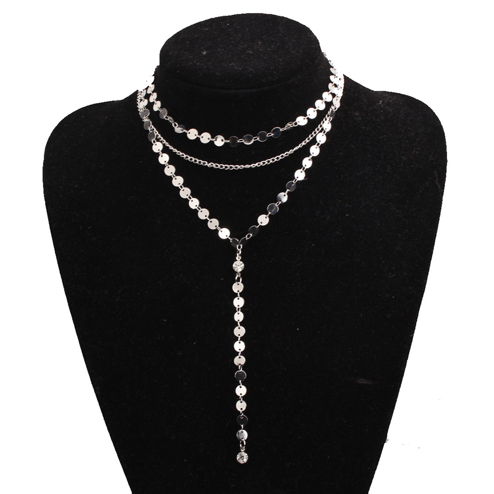 Sexy-Fashion-Multilayer-Sequins-Rhinestone-Tassel-Pendants-Necklace-Women-Party-Jewelry (3)
