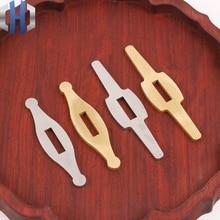 Handguard Of DIY Knife Handle Brass Stainless Steel Guard 2 Size Design Big -1 Piece