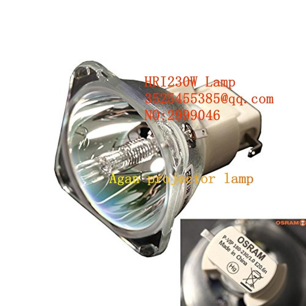 Genuine Original Replacement Bare Bulb LAMP FIT For OSRAM P-VIP 180-230/1.0 E20.6 replacement original projector lamp for osram p vip 230 0 8 e20 8 p vip 240 0 8 e20 8 p vip 200 0 8 e20 8 bare bulb lamp