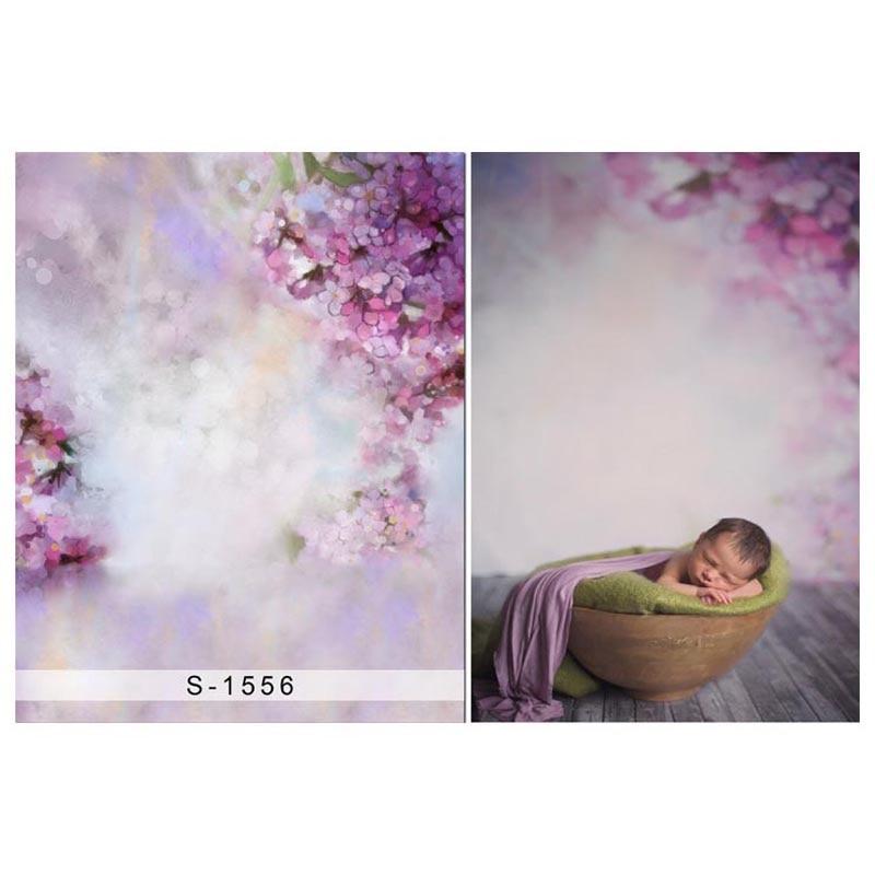 6x10 피트 원활한 비닐 사진 배경 꽃 없음 주름 빨 옥스포드 패브릭 사진 배경 사진 스튜디오 S-1556
