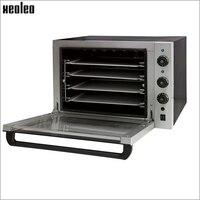 XEOLEO коммерческих печь конвекционная духовка электрическая Бейкер машина многофункциональный печь хлеб с Отопление техники управления