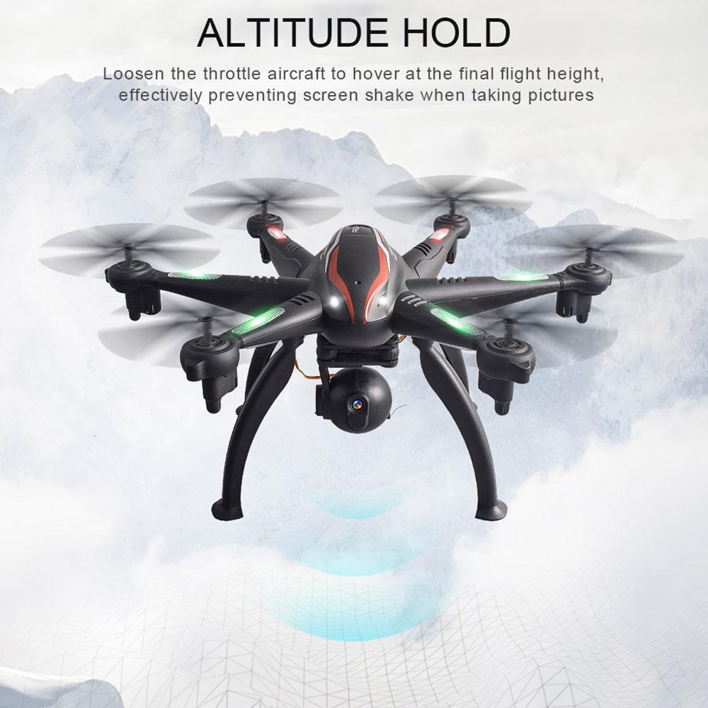 Дрон Gps Wi-Fi 2,4 ГГц 4CH 6 оси гироскопа двойной Gps Радиоуправляемый вертолет Juguetes Дроны с камеры hd Quadcopter игрушки Jouet