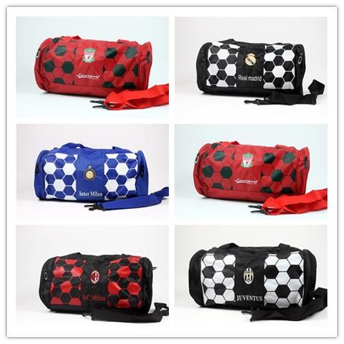 Men Soccer Print Duffel Bag Waterproof Nylon Casual Sport Travel Handbag For Fan Outdoor Fun Sports Shoulder Bolsa In Bags From Luggage
