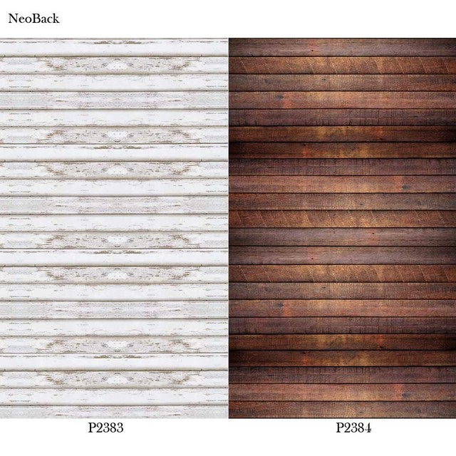 Neoback Stock Off White Or Brown Thin Vinyl Wood Pattern Photography Backgrounds Most Por Portrait Studio Photo Backdrops