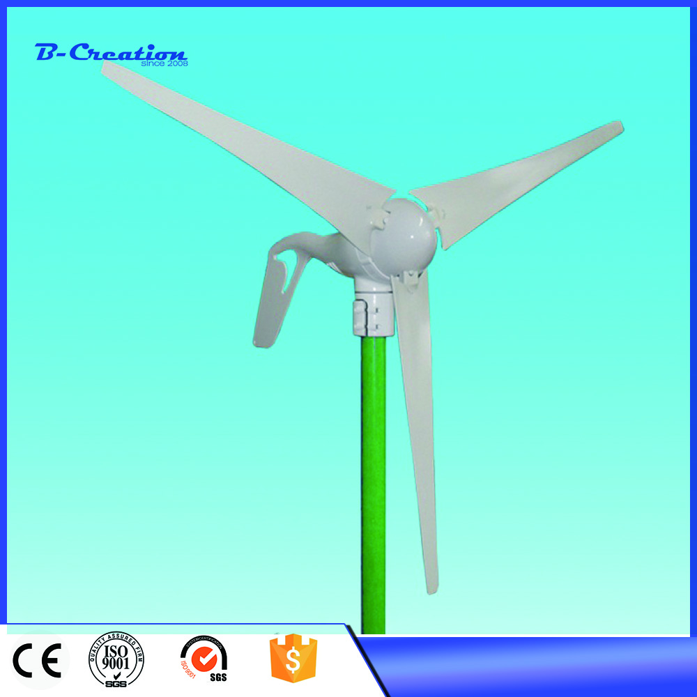 цена на 400W 12Vor24V Built-in controller module mini wind turbine generator only 2m/s small start wind speed on sale for home use