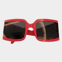 2019 New Square Sunglasses Women Brand Designer Retro Big Wide Legs Sun Glasses Luxury Shades Female UV400