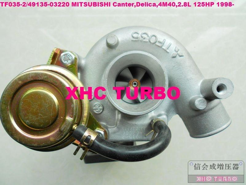 NEU TF035 49135-03220 03300 Turbolader für MITSUBISHI Canter, - Autoteile - Foto 1