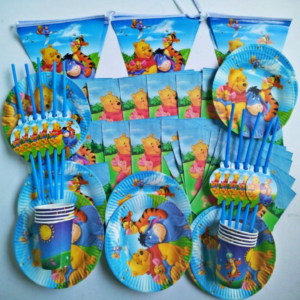 Disney Winnie the Pooh Children/'s Birthday Party Supplies