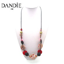 Dandie Trendy Pink  Shellfish Necklace, For A Womans Daily Wear,Fit Party
