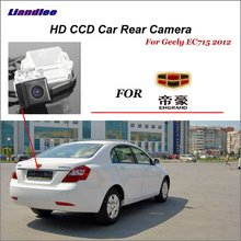 Liandlee Car Rearview Reverse Reversing Parking Camera For Geely EC715 2012 / Rear View Backup Back Camera new high quality rear view backup camera parking assist camera for toyota 86790 42030 8679042030