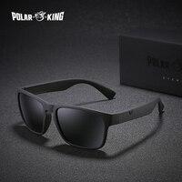 Поляризационные брендовые поляризованные солнцезащитные очки для мужчин пластиковые очки de sol мужские модные квадратные очки для вождения...