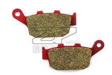 Motorcycle parts Brake Pads Fit HONDA VFR 400 RH2/RJ 1987-1988 Rear OME NEW Red Ceramic Composite Free shipping