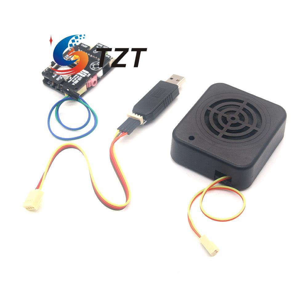 ФОТО Human Speech Recognition Module Voice Control Play Module for Arduino Raspberry Pi DIY
