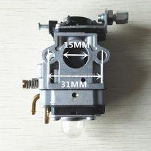 1E40F-5/1E44-5 430 42.7cc/49.3cc кусторез косилка 15 мм триммер карбюратор
