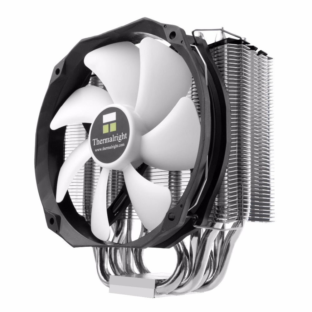 Thermalright TRUE Spirit 140 Power computer Coolers AMD Intel CPU HEATSINK/Cooling LGA 775 2011 1366 AM3 AM4 FM2 Radiator/fan 1 5u server cpu cooler computer radiator copper heatsink for intel 1366 1356 active cooling