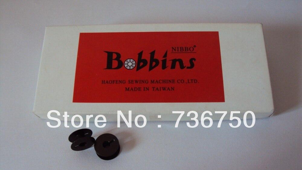 100 pieces of good quality iron bobbins 21mm diameter for Tajima Barudan SWF Chinese embroidery machine