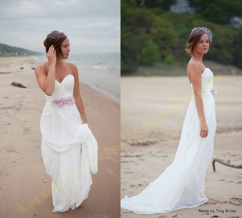 Resort Wedding Dress