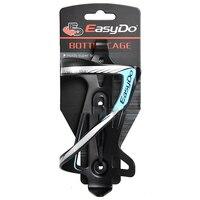 1 unids EasyDo Bicicleta de Aleación De Aluminio Botella de Agua Jaula Titular de la Botella de Agua lateral jaula jaulas sostenedor de la botella Negro Azul Nuevo