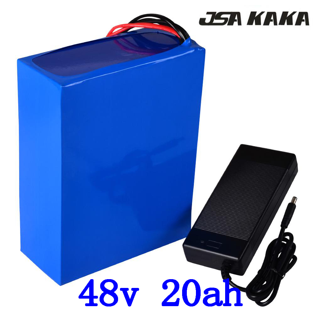 48V 1000W 1500W 2000W battery 48v 20ah lithium ebike electric scooter with charger