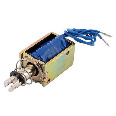 цены на JF-1039 DC 12V/DC24V 0.4A 25N Pull Push Type Open Frame Solenoid Electromagnet в интернет-магазинах