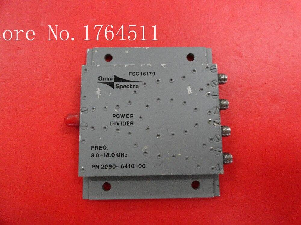 [BELLA] The Supply Of A Four Divider M/A-COM 2090-6410-00 8-18GHZ