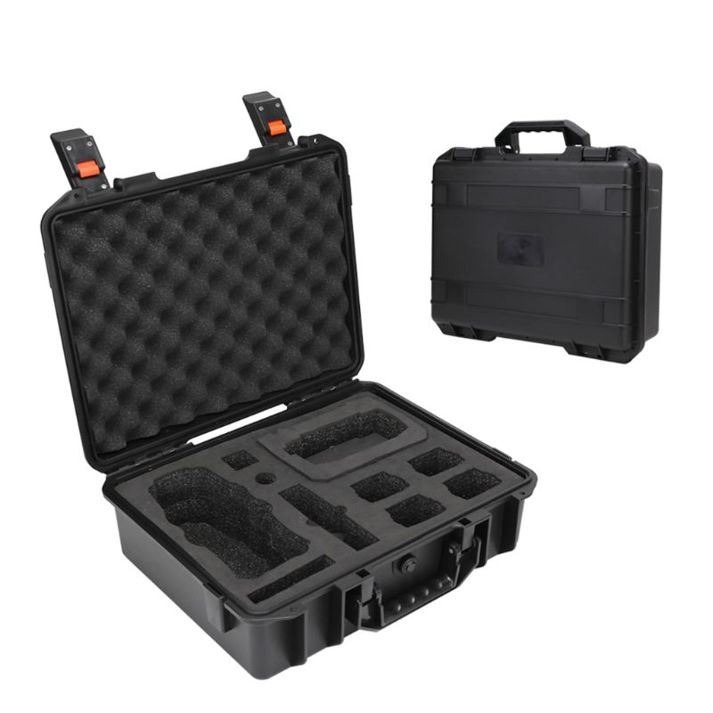Waterproof Suitcase Handbag Explosion Proof Carrying Case Storage Bag Box for DJI Mavic 2 Pro Drone