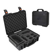 Su geçirmez bavul çanta patlamaya dayanıklı taşıma çantası saklama çantası kutusu DJI Mavic 2 Pro Drone aksesuarları