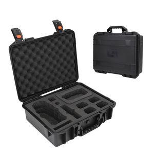 Image 1 - Su geçirmez bavul çanta patlamaya dayanıklı taşıma çantası saklama çantası kutusu DJI Mavic 2 Pro Drone aksesuarları