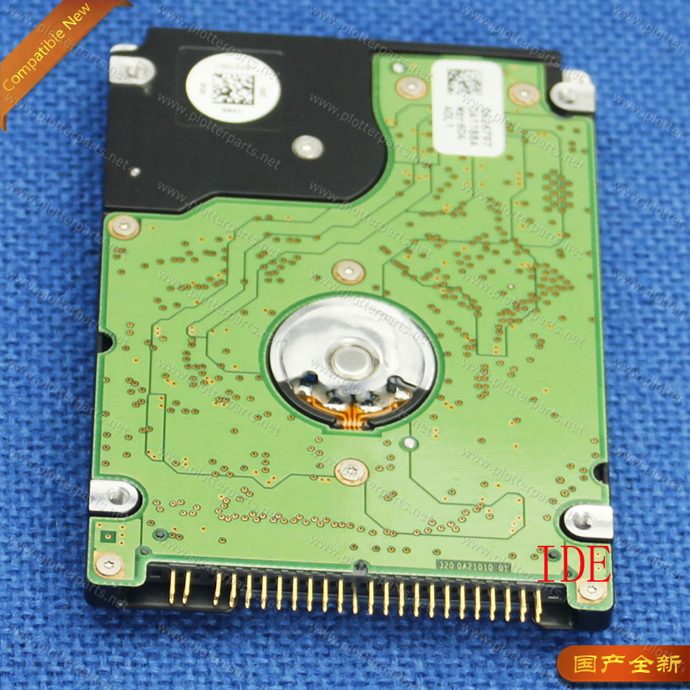 HDD Hard Drive with firmware for HP DJ 800 815MFP new C7779-60001 C7779-69272 C7779-60272 C7769-69300 C7769-60143 C7769-69143
