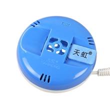 Electric Mosquito Killer USB with 30pcs Mosquito Mats Anti Mosquito Insect Repellent Portable Heater Mosquito Incense Killer
