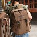 Muzee 2017 new arrivals de alta capacidade mochila estilo retro masculino & feminino bolsa de viagem mochila de lona para adolescentes com frete presente
