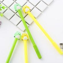 30 pcs Creative Stationery Cartoon Mouse Neutral Pen Gel Student Office Supplies 0.5mm Black Kawaii School Caneta Stylo