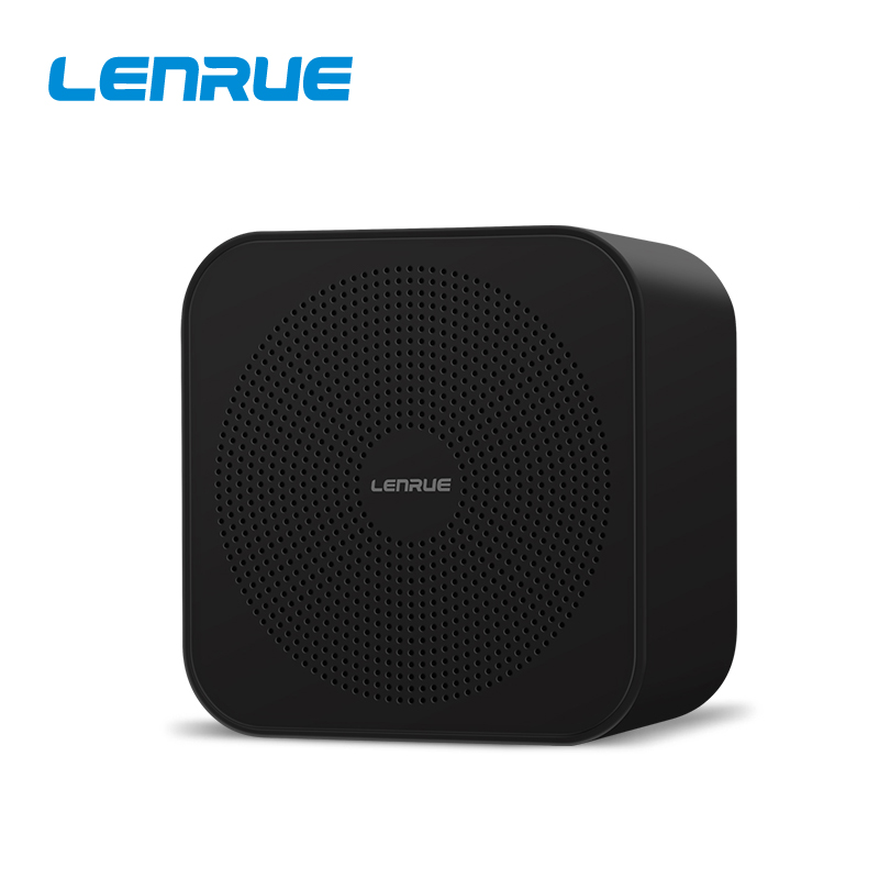 LENRUE Super Bass Stereo Wireless Subwoofer Bluetooth Speaker Column Handsfree Micro SD MP3 Player With Microphone
