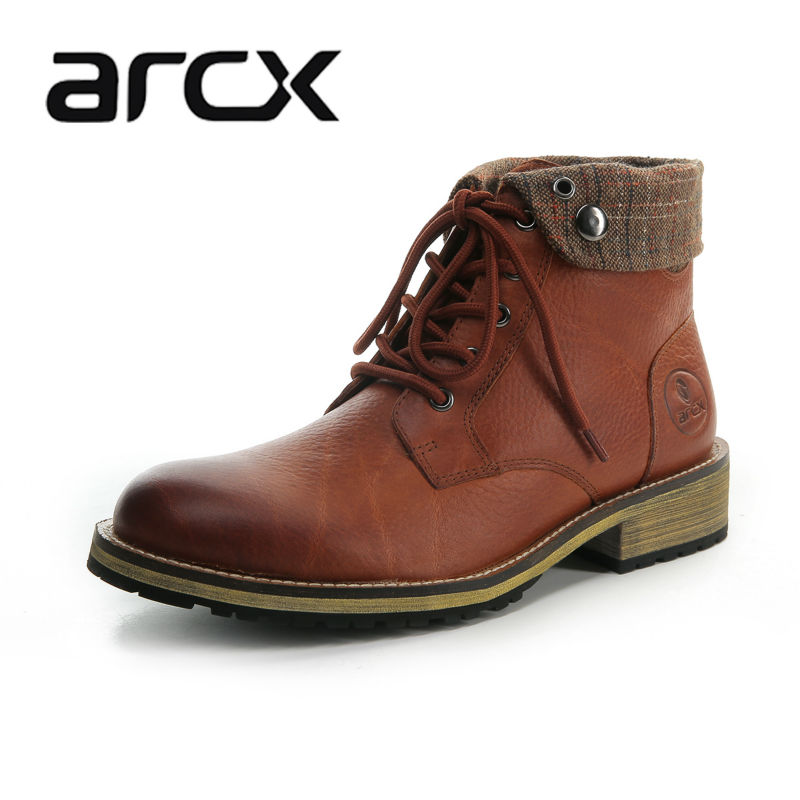 Motorcycle retro  genuine leather Boots,Racing Boots  touring boots ,street bike TURNOVER boot  size 39-45
