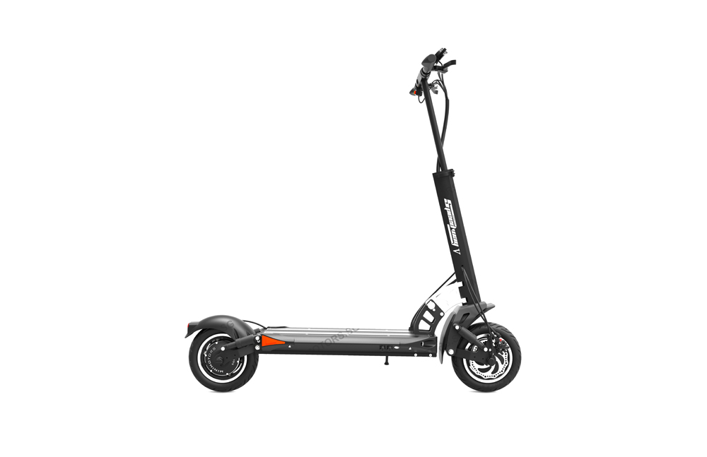 Minimotors Speedway 5 dual Electric Scooter talent design