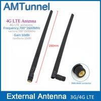 3G Antenna 4G LTE External Antenna 10dBi 4G Router Antenna 3G Indoor Antenna With SMA Male