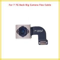 AnnFlat Rear Back Big Camera Sensor Flex Cable Ribbon For iphone 7 7G 4.7'' 7 Plus 5.5'' Repair Parts Free shipping