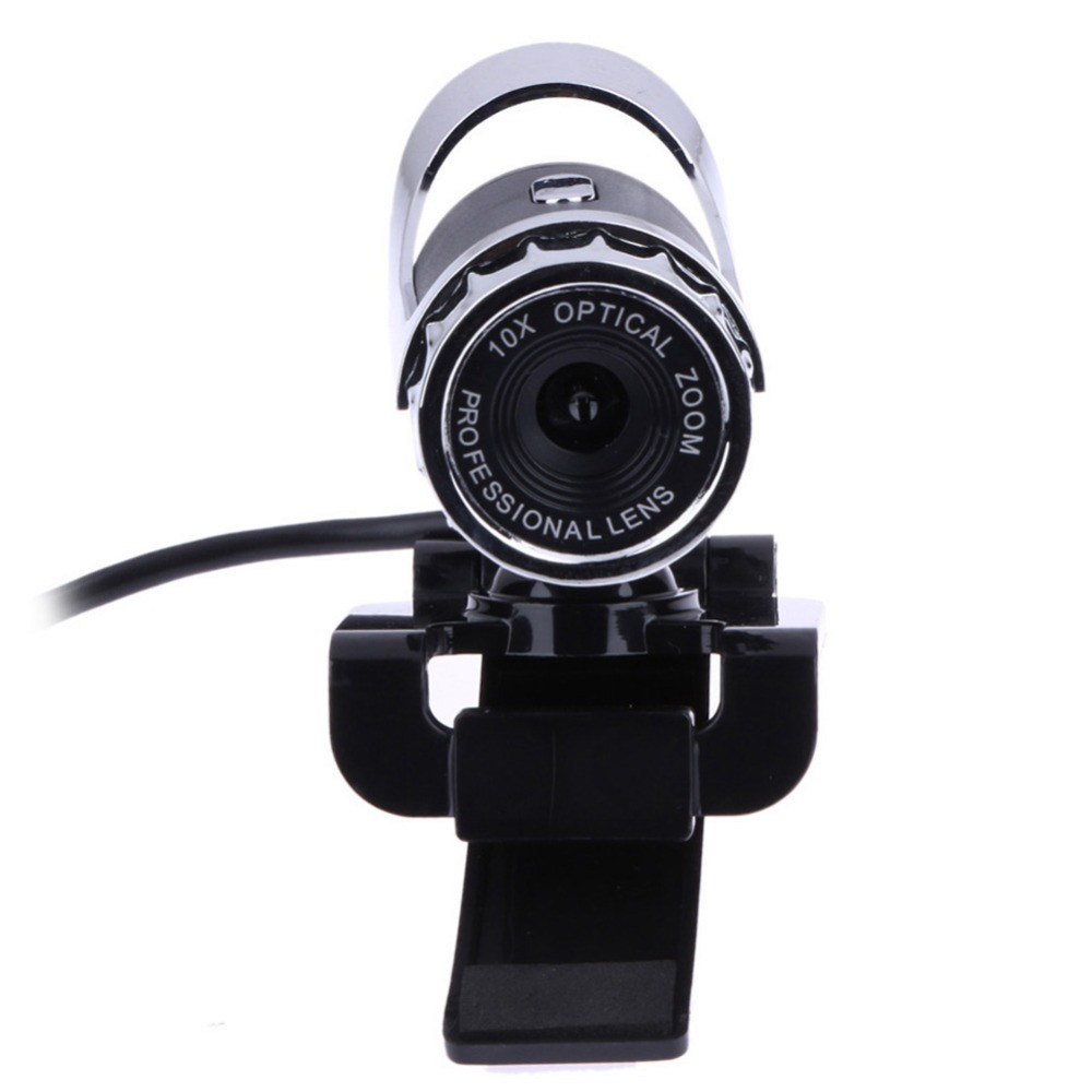 0 3MP 12MP 30fps USB IP Camera Webcam Clip on Desktop For PC Computer in Webcams from Computer Office