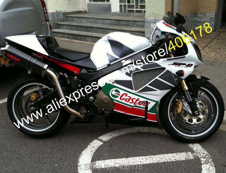 Hot Sales,For Honda VTR RVT 1000 R 2000-2006 1000R VTR1000 RVT1000 SP1 SP2 RC51 00-06 Castrol Motorcycle Fairing ABS Body Kit