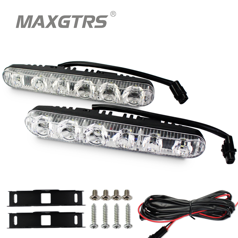 Car Headlight High Power High/Low Beam Warning Driving Fog Lamp Auto Head LED Daytime Running Light Len Xenon DRL Turn Signal 9005 hb3 55w halogen bulb super white headlight fog car lamp daytime running drl auto head light 5000k 12v