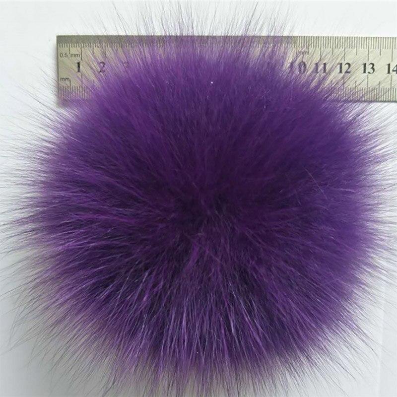 13 fox purple